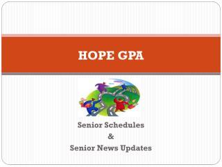 HOPE GPA