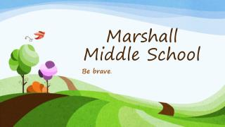 Marshall Middle School