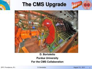 The CMS Upgrade
