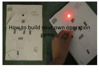 How to build your own operation game…