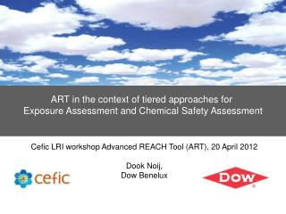 ART in the  context  of  tiered approaches  for
