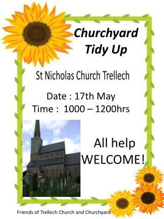 Churchyard Tidy Up