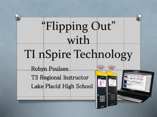 """Flipping Out"" with TI  nSpire  Technology"