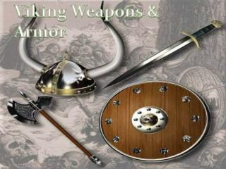 Viking Weapons & Armor