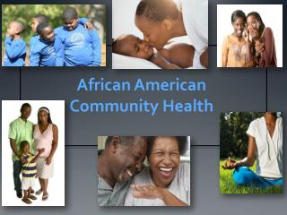 African American  Community Health