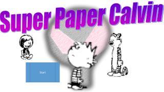Super Paper Calvin
