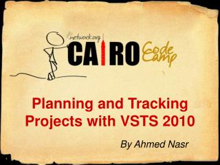 Planning and Tracking Projects with VSTS 2010