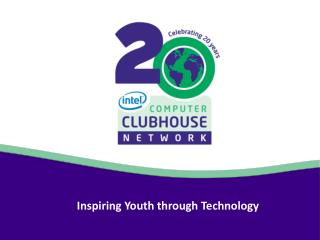 Inspiring Youth through Technology