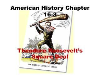 American History Chapter 16-3