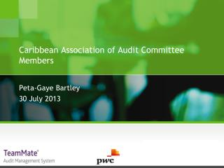 Caribbean Association of Audit Committee Members
