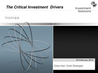 The Critical Investment  Drivers