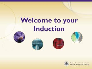 Welcome to your Induction