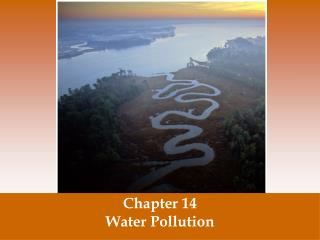 Chapter 14 Water Pollution