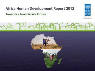 Africa Human Development Report  2012