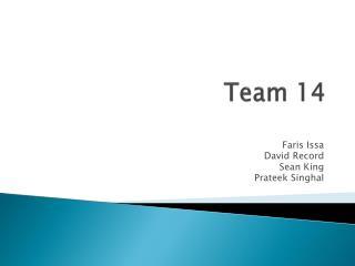 Team 14