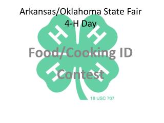 Arkansas/Oklahoma State Fair 4-H Day