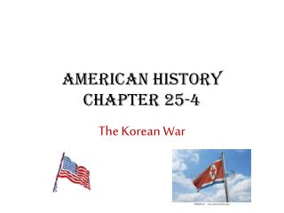 American History Chapter 25-4