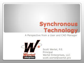 Synchronous Technology