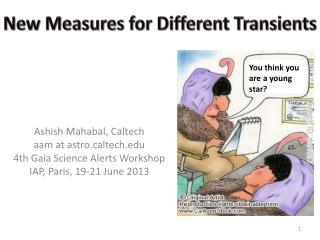 New Measures for Different Transients
