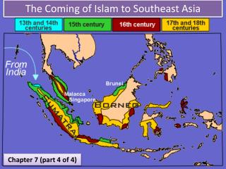 The Coming of Islam to Southeast Asia