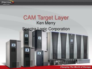 CAM Target Layer