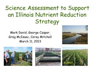 Science Assessment to Support an Illinois Nutrient Reduction Strategy
