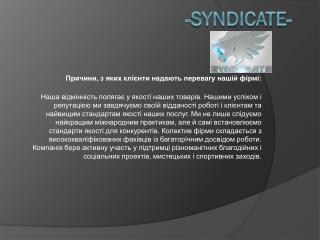 -Syndicate-