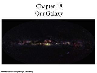 Chapter 18 Our Galaxy