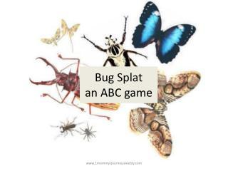 Bug Splat an ABC game