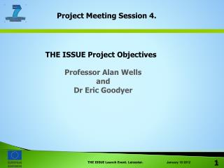 Project Meeting Session 4.