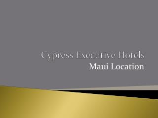 Cypress Executive Hotels