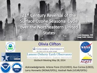 21 st  Century Reversal of the Surface Ozone Seasonal Cycle over the Northeastern United States