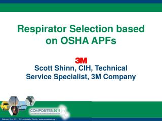 respiratory protection selection Respirator fit-testing after close consideration of all the details pertaining to respirator selection, proper protection will not be provided if the respirator face piece does not fit the wearer properly.