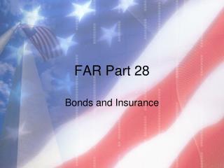 FAR Part 28
