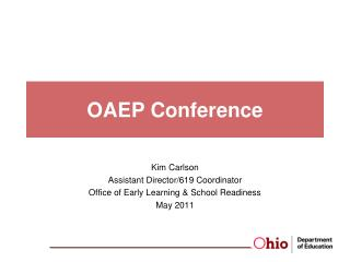 OAEP Conference