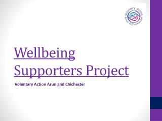 Wellbeing Supporters Project