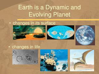 Earth Events