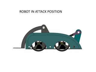 ROBOT IN ATTACK POSITION