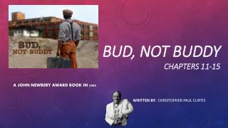 Bud, Not Buddy Chapters  11-15