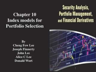 Chapter 10 Index models for Portfolio Selection