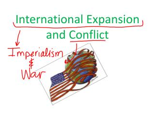 International Expansion and Conflict