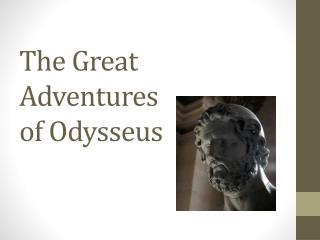 The Great Adventures of Odysseus
