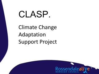 Climate Change Adaptation Support Project
