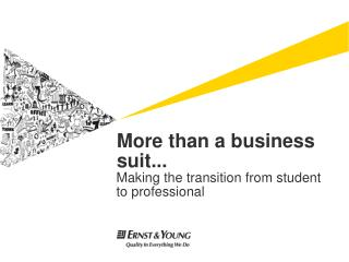 More  than a business  suit ...
