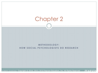 Chapter 2: Early Psychological Knowledge