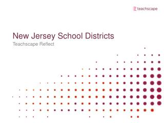 New Jersey School Districts