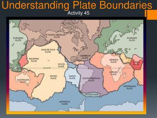 Understanding Plate Boundaries