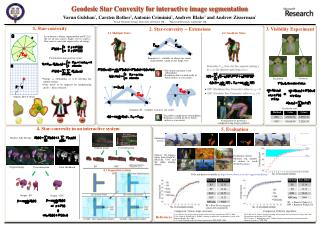 Geodesic Star Convexity for interactive image segmentation