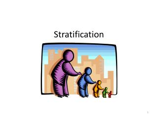 Stratification