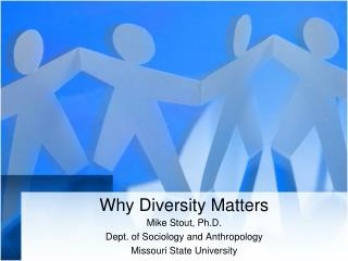 Why Diversity Matters